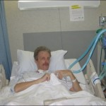 Mike in Hospital